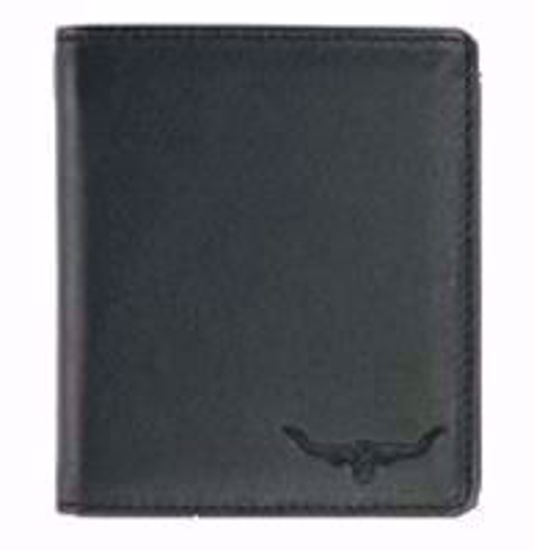 Picture of RM Williams Large Tri-Fold Kangaroo Leather Wallet CG433