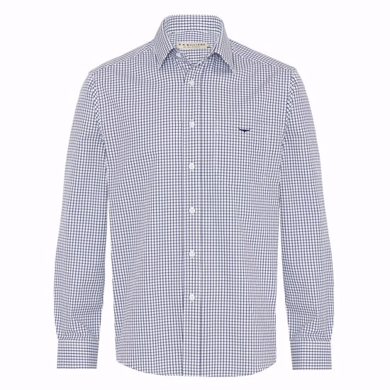 Picture of RM Williams Collins Checkered Shirt